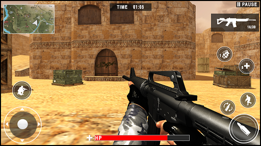 Call of Shooting Strike Duty 1.0.1 screenshots 14