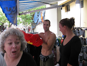 Photo: Friends of David's we traveled with in Hanoi and Halong Bay