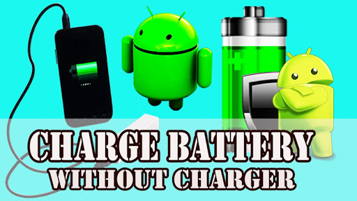 Charge Battery Without Charger