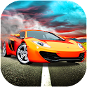 Fast Car Police Chase 3D icon