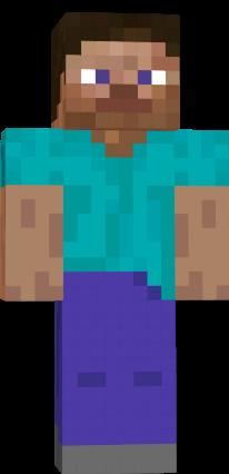 Normal Steve Nova Skin