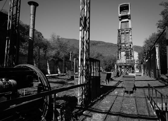 Industria del cinabro. di claudio_sposetti