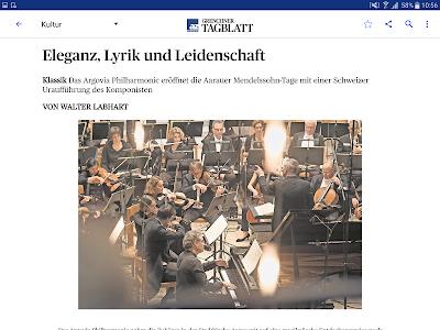 az Grenchner Tagblatt E-Paper screenshot 8