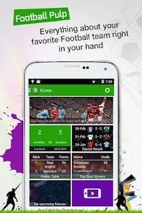 Football Pulp – Live It All! Screenshot 1