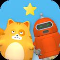 Cats vs Robots icon