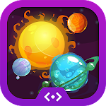 Galactic Explorer for Merge Cube Icon