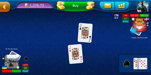 Clabber LiveGames - free online card game screenshots 6