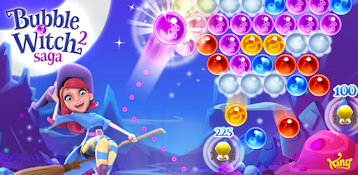 Bubble Witch 2 Saga - Apps on Google Play