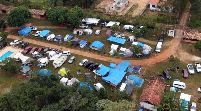 Camping Tiradentes – Tiradentes - MG 4