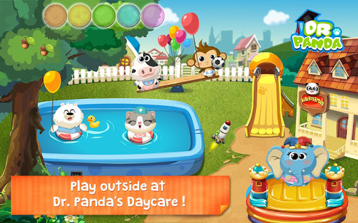 Dr. Panda Daycare - screenshot
