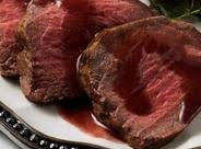 Poached Cranberry-port Wine Beef Tenderloin Recipe