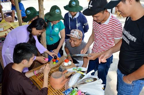 Vườn quốc gia Tràm Chim nhộn nhịp trong ngày hội du lịch - 5