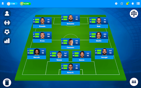 Game Online Soccer Manager (OSM) APK for Windows Phone