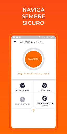 WINDTRE Security Pro screenshot 5