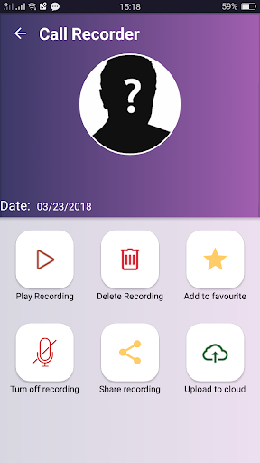 Call Recorder  2019 2.2.4 screenshots 1