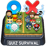 OX Quiz Survival 100 Icon