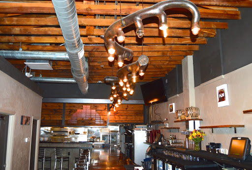 the space also honors the neighborhood some refer to it as the rino district while others insist that its the ballpark hood but bitz and karns proudly - Meadowlark Kitchen