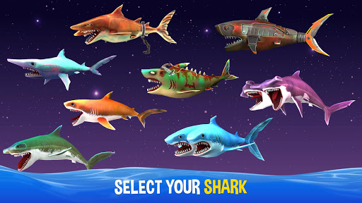Cheat Double Head Shark Attack - Multiplayer Mod Apk, Download Double Head Shark Attack - Multiplayer Apk Mod 2
