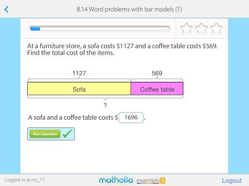 Matholia Essentials 3
