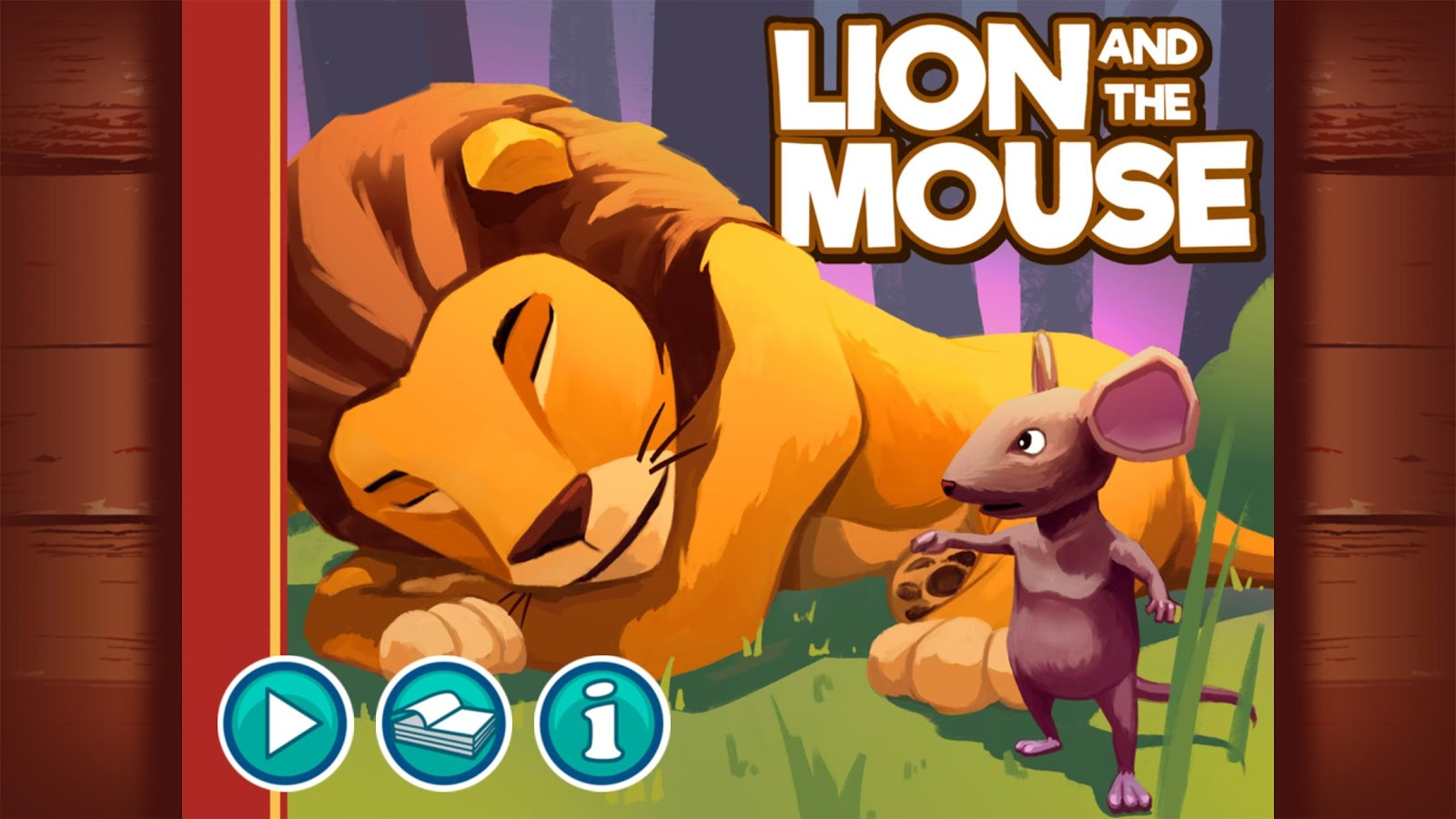 The Lion and the Mouse- screenshot