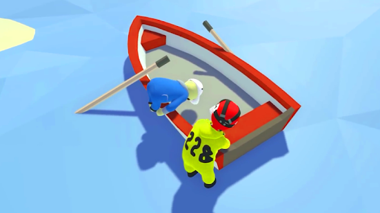 how to play multiplayer on human fall flat ps4