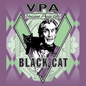 Logo of Hopdaemon Vincent Price Ale Black Cat