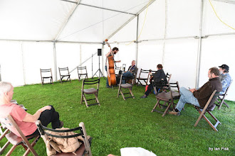 Photo: Workshop - The bottom line - bass by Louis Gill as Theo Vandersman was not well!