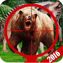 Hunting Jungle Animals (Wild) icon