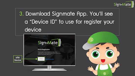 SignMate - Digital Signage- screenshot thumbnail