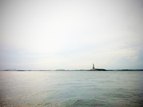 Photo: Statue of Liberty from Governor's Island