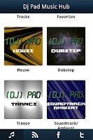 Screenshot of Dj Pad Music Hub