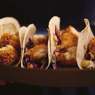 Homemade Tilapia Tacos