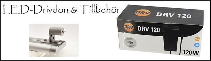 LED Drivdon & Tillbehör