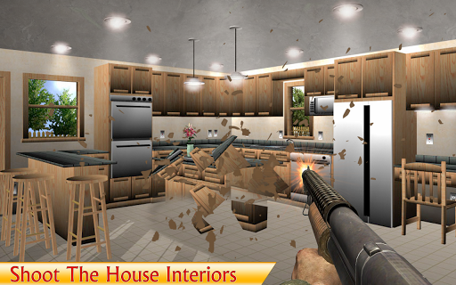 Destroy the House - Smash Interiors Home Free Game 1.9.5 Screenshots 5