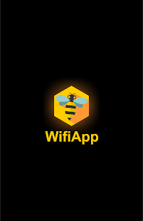 WifiApp - náhled