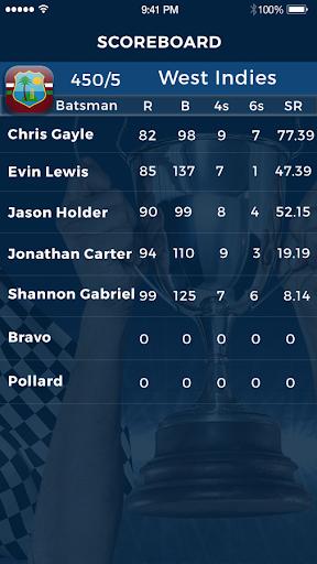 Live Cricket Match 2.0 screenshots 3