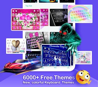 Kika Keyboard 2020 – Emoji Keyboard, Stickers, GIF 2