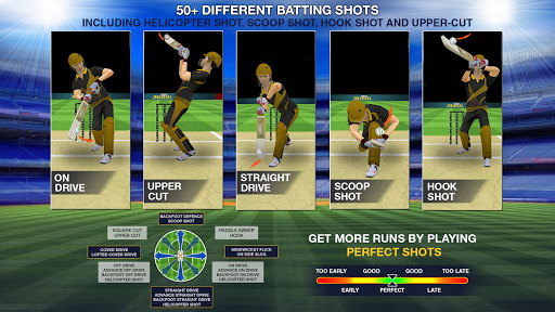 Cricket Multiplayer  screenshots 8