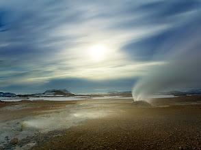 Photo: earth & fire
