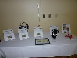 Photo: Grand raffle prizes