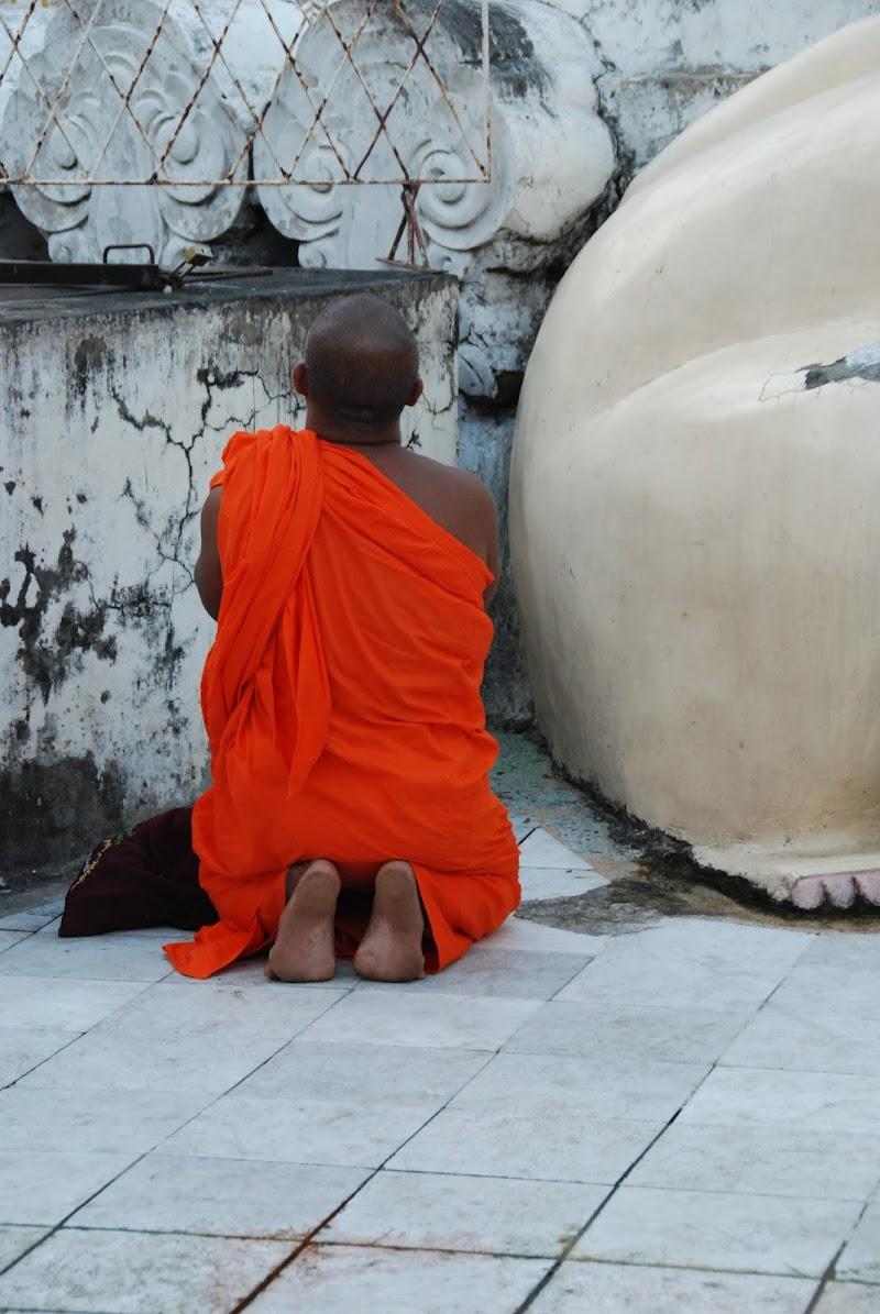 Preghiera Arancione di mumucross