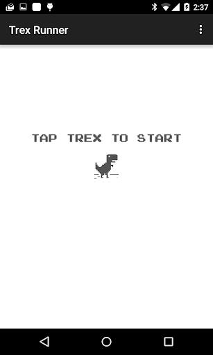 TRex Runner 02