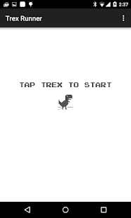 Trex Runner- screenshot thumbnail