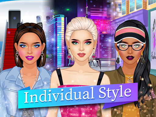 Supermodel Makeover - Glam Dress Up and Make Up modavailable screenshots 7