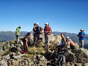 Photo: Au sommet du Tuc de Salana - 2482m