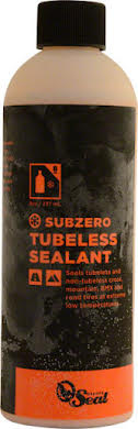 Orange Seal Subzero Tubeless Sealant, 8oz alternate image 0