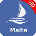Malta Offline GPS Nautical Charts icon