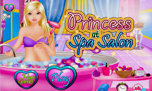Games for Girls Spa Salon