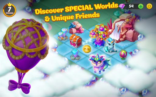 EverMerge: Merge Heroes to Create a Magical World 1.12.2 screenshots 4