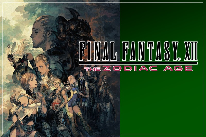 [FFXII The Zodiac Age] 13 กรกฎาคม เจอกันบน PS4 !!